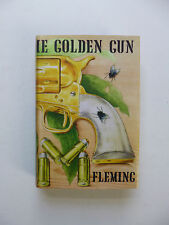 The Man With The Golden Gun - James Bond - Ian Fleming - 1st ed/2nd imp 1965