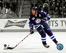 Dustin Byfuglien Winnipeg Jets NHL Licensed Fine Art Print (Select Photo & Size)