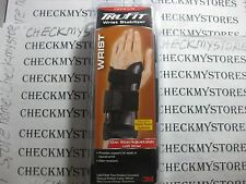 "TruFit BY 3M Wrist Stabilizer Wrist Brace ""one size"" LEFT or RIGHT Antimicrobial"