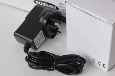 Suzuki Qchord UK approved AC/DC adapter (Q chord Power Supply)
