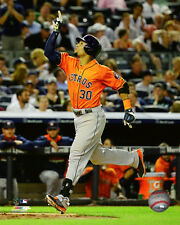 Carlos Gomez Houston Astros 2015 MLB Action Photo SF095 (Select Size)