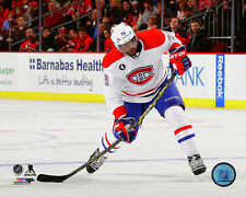 P.K. Subban Montreal Canadiens 2014-2015 NHL Action Photo RR089 (Select Size)