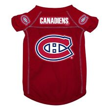 Montreal Canadiens NHL Pet dog jersey (all sizes) NEW