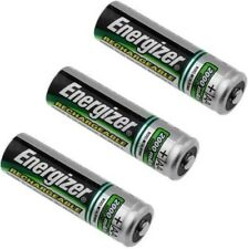 Energizer AA NiMH Rechargeable Batteries (3/Pack)