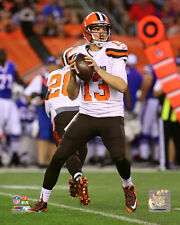 Josh McCown Cleveland Browns 2015 NFL Action Photo SF015 (Select Size)