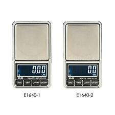 Mini Digital LCD Scale Jewelry Electronic Pocket Balance 600/1000g Optional F4C6