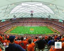 Carrier Dome Syracuse Orange NCAA Football Action Photo SI201 (Select Size)