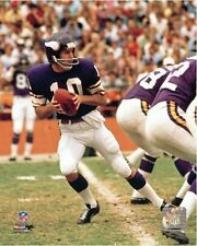 Fran Tarkenton Minnesota Vikings NFL Action Photo (Select Size)