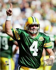 Brett Favre Green Bay Packers NFL Action Photo (Select Size)