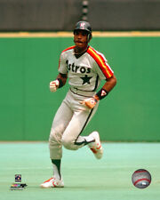 Cesar Cedeno Houston Astros MLB Licensed Fine Art Prints (Select Photo & Size)