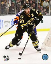 Patrice Bergeron Boston Bruins 2015-2016 NHL Action Photo SV203 (Select Size)