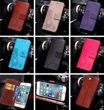 Luxury J3 J1 Stand Wallet For Samsung Galaxy Flip Leather Case w/Strap 6Colors