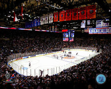 Nassau Coliseum NY Islanders NHL Licensed Fine Art Prints (Select Photo & Size)