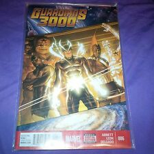 Marvel Comic's Guardians 3000 Issue Six #6 ( Guardians of the Galaxy )