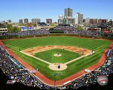 Wrigley Field Chicago Cubs 2012 MLB Photo OS154 (Select Size)