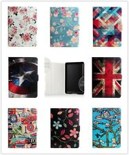 """Vogue Style For Amazon Kindle 6"""" Tablet Wake/Sleep PU Leather Smart Stand Case"""
