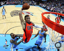 Russell Westbrook OKC Thunder 2015-2016 NBA Action Photo SP110 (Select Size)