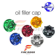 6Color CNC Oil Filler Cap 1pc For Ducati Streetfighter 848 12-14 12 13 14