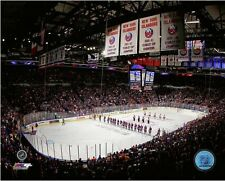 Nassau Coliseum New York Islanders 2014-15 NHL Action Photo RI059 (Select Size)