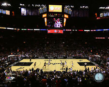 AT&T Center San Antonio Spurs NBA Licensed Fine Art Prints (Select Photo & Size)