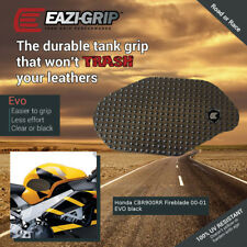Eazi-Grip EVO Tank Grips for Honda CBR900RR (929) 2000 - 2001, clear or black