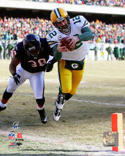 Aaron Rodgers Green Bay Packers Licensed Fine Art Prints (Select Photo & Size)