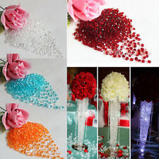 1000PCS 4.5mm Wedding Festive Party Table Scatter Twinkle Decor Acrylic Crystals