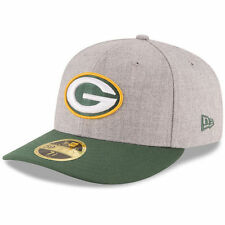 New Era Green Bay Packers Fitted Hat - NFL