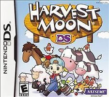 Harvest Moon DS Nintendo DS DSI XL game NEW SEALED