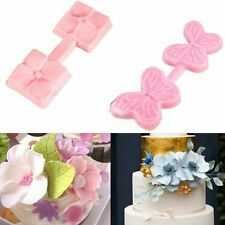 DIY Silicone Butterfly Cake Fondant Decorating Baking Mould Sugar Craft New