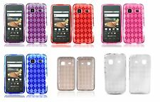 TPU Soft Cover Case for Samsung Galaxy Precedent SCH-M828C / Galaxy Prevail M820