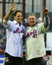 Mike Piazza & Tom Seaver New York Mets Photo SQ137 (Select Size)