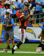 Duke Johnson Cleveland Browns 2015 NFL Action Photo SI123 (Select Size)