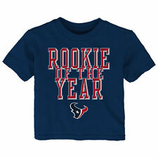 Houston Texans Toddler Rookie Of The Year T-Shirt - Navy - NFL