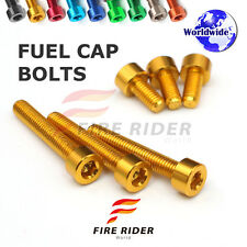 FRW 7Color Fuel Cap Bolts Set For Triumph TT600 All Years 00 01 02 03