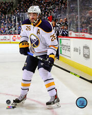 Matt Moulson Buffalo Sabres 2014-2015 NHL Action Photo RP010 (Size: Select)