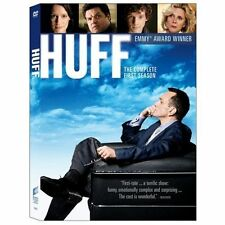 HUFF - THE COMPLETE FIRST SEASON (DVD, 2006, 4-Disc Set) BRAND NEW SEALED