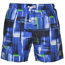 Speedo Mens Printed Shorts Summer Beach Water Pool Swimwear Bottoms
