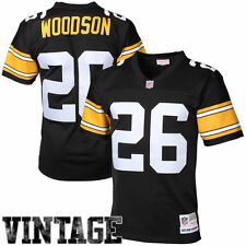 Rod Woodson Mitchell & Ness Pittsburgh Steelers Football Jersey - NFL