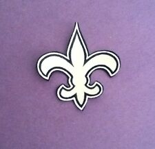 New Orleans Saints Fleur de Lis  Sport Logo Fabric Iron On Patch