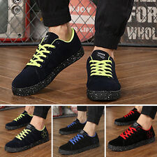 Low Top Sports Trendy Fashion Classic New Casual Comfortable Men Lace-Up Flats
