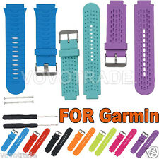 Silicone Replacement Watch Band for Garmin Forerunner / vívoactive / Approach