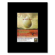 WOLFMOTHER - UK Tour 2010 Matted Mini Poster