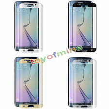 Clear Full Curved 3D Tempered Glass Screen Protector For Samsung Galaxy S6/S7