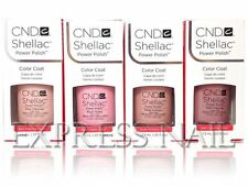 CND SHELLAC UV Gel Polish .25 oz / 7.3 ml - Fall Forbidden Collection Choose Any