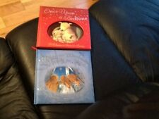2 Beautiful Childrens Bedtime Storybooks ,Once Upon A Bedtime & Ready For Bed
