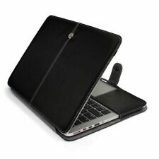 PU Leather Laptop Sleeve Bag Case Cover for MacBook Air Pro 11 13 13 15 Retina