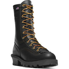 Danner Men's Flashpoint II All Leather Black 18102 Work Boots Occupational