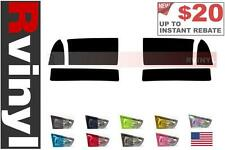 Rtint Headlight Tint Precut Smoked Film Covers for Ford Ranger 1998-2000