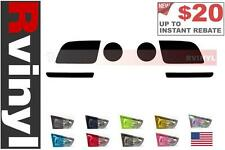 Rtint Headlight Tint Precut Smoked Film Covers for Ford Mustang 2005-2009